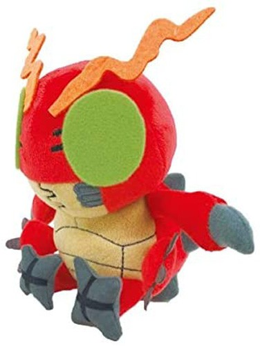 Digimon 6'' Tentomon Bandai Import Plush