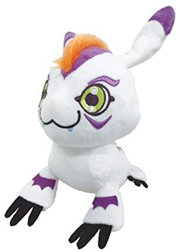 Digimon 6'' Gomamon Bandai Import Plush