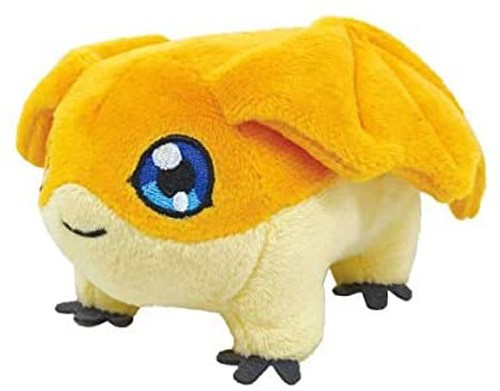 Digimon 6'' Patamon Bandai Import Plush
