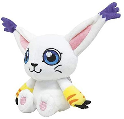 Digimon 6'' Gatomon Bandai Import Plush