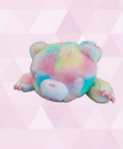 Gloomy Bear 12'' Smiling Fantasy Fur Belly Flop Ver. Taito Plush
