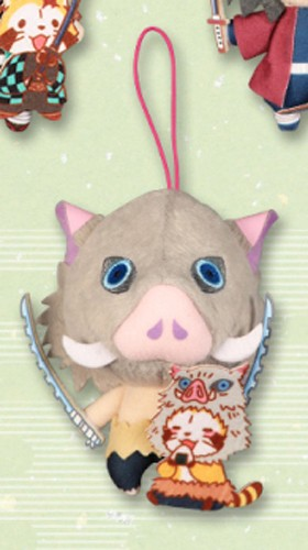Demon Slayer 5'' Hashibira Inosuke Prize Plush