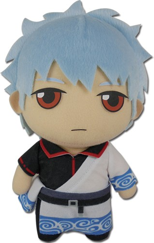 Gintama 8'' Gintoki Plush Doll