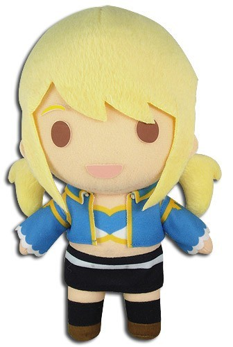 Fairy Tail 8'' Lucy Plush Doll