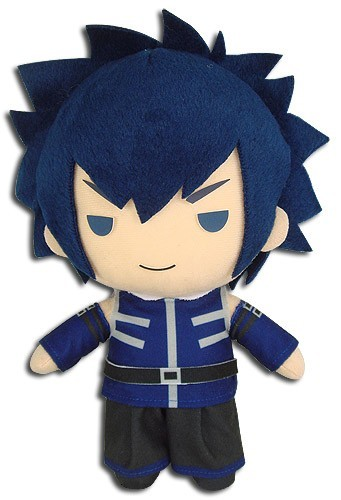 Fairy Tail 8'' Gray Plush Doll