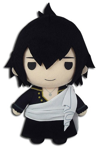 Fairy Tail 8'' Zeref Plush Doll