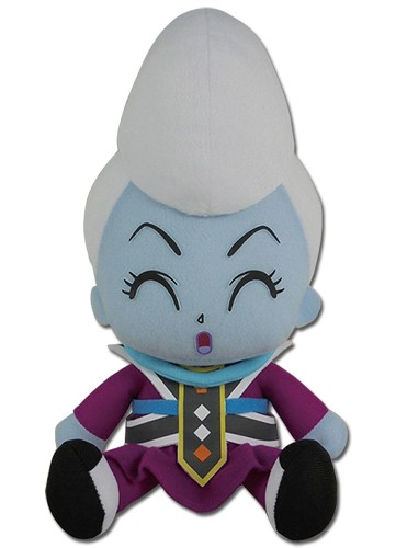 Dragonball Z 8'' Whis Plush Doll