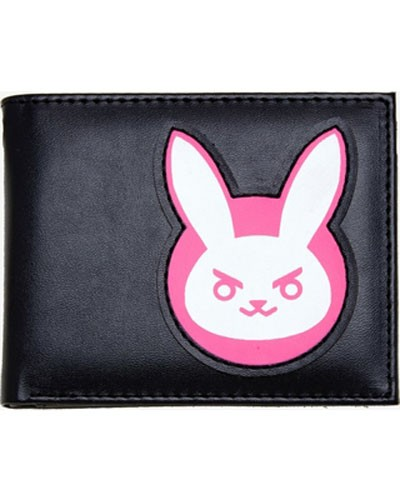 Overwatch D.Va Bifold Graphic Wallet