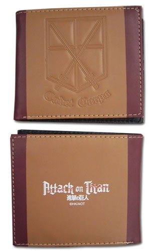 Attack on Titan Trainee Bifold Wallet
