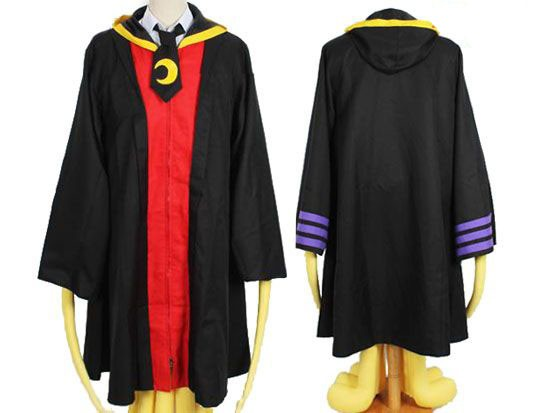 Assassination Classroom Sensei Cosplay Jacket
