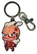 Attack on Titan Colossal Titan SD Key Chain