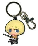 Attack on Titan Armin SD Key Chain