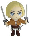Attack on Titan 8'' Annie Plush