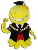 Assassination Classroom 8'' Koro-sensei Plush