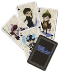 Blue Exorcist Poker Cards