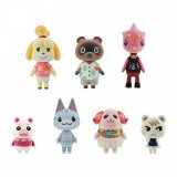 **Pre-Order** Animal Crossing: New Horizons Villager Collection  (Box/8), Bandai Shokugan Trading Figure Set