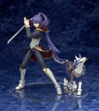 Tales of Vesperia Yuri Lowell True Knight Ver. & Rapede 1/8 Scale Figure