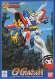 Gundam G Gundam G-08 God Gundam 1/144 Model Kit Figure