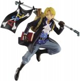 One Piece 6'' Sabo Three Brothers Banpresto Prize Figure