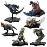 **Pre-Order** Capcom Figure Builder Monster Hunter Standard Model Plus Vol.15 Trading Figure Set of 6