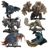 **Pre-Order** Capcom Figure Builder Monster Hunter Standard Model Plus Vol.17 Trading Figure Set of 6