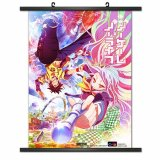 No Game No Life Group Wall Scroll Poster