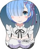 Re:Zero Rem Wrist Rest 3D Mouse Pad