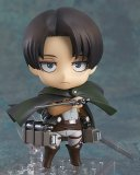 **Pre-Order** Attack on Titan Levi (2nd re-run) Nendoroid Action Figure