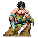 **Shipping Soon**  Dragonball Z Super 3'' Broly Dracap Re Birth Super Power Ver. Megahouse Trading Figure