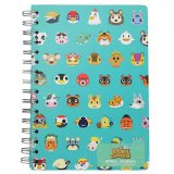Animal Crossing Patterned Notebook Journal