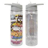 Naruto X Sanrio Tritan Water Bottle
