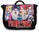 Fairy Tail Group Messegner Bag