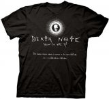Death Note Rules T-Shirt