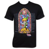 Zelda Stained Glass T-Shirt