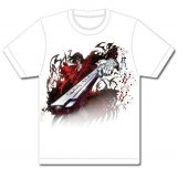 Hellsing Alucard Men's White T-Shirt