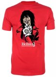 Hellsing Alucard Red Men's Adult T-Shirt