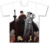 Berserk Gutts and Griffith Full Color T-Shirt