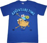 Adventure Time Blue T-Shirt