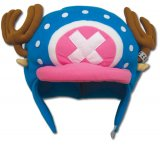 One Piece Plush Chopper Cosplay Hat One Size Fits Most