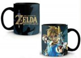 Zelda Breath of the Wild Link Coffee Mug Cup