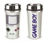 Nintendo Gameboy Metal Tumbler Coffee Mug Cup