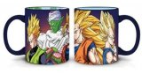 Dragonball Z Group Coffee Mug Cup with Interior Design