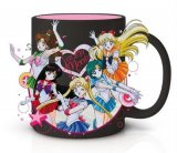 Sailor Moon Group Coffee Mug Cup