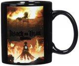 Attack on Titan Color Changing Coffee Mug Cup