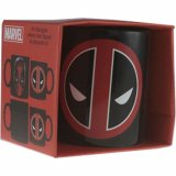 Marvel Deadpool Head Changing Coffee Mug Cup