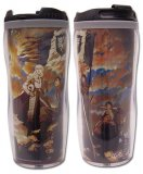 Berserk Gutts and Griffith Tumbler Coffee Cup