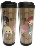 Fairy Tail Season 8 Chibi SD Tumbler Coffee Cup Mug