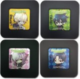 Seraph of the End 4 Plastic Coaster Set