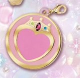 Sailor Moon Prism Heart Compact Fastener Accessory