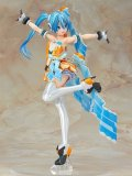 Vocaloid Hatsune Miku Orange Blossom Ver. 1/8 Scale Figure